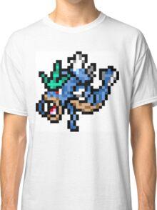 Pokemon 8-Bit Pixel Gyarados 130 Classic T-Shirt