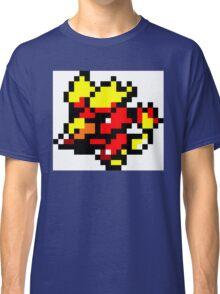 Pokemon 8-Bit Pixel Magmar 126 Classic T-Shirt