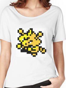 Pokemon 8-Bit Pixel Electabuzz 125 Women's Relaxed Fit T-Shirt