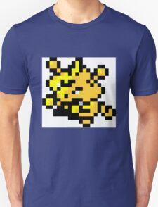 Pokemon 8-Bit Pixel Electabuzz 125 Unisex T-Shirt