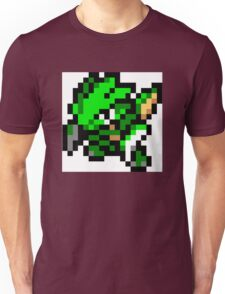Pokemon 8-Bit Pixel Scyther 123 Unisex T-Shirt