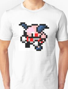 Pokemon 8-Bit Pixel Mr. Mime 122 T-Shirt