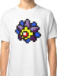 Pokemon 8-Bit Pixel Starmie 121 Classic T-Shirt