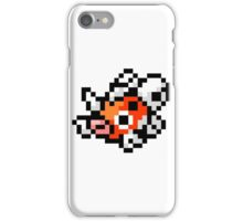 Pokemon 8-Bit Pixel Seaking 119 iPhone Case/Skin
