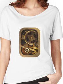 Mechanical Heart - Steampunk Women's Relaxed Fit T-Shirt