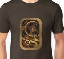 Mechanical Heart - Steampunk Unisex T-Shirt