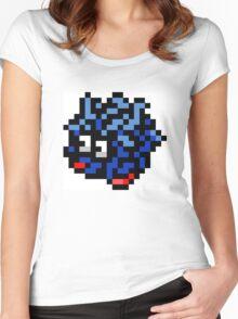 Pokemon 8-Bit Pixel Tangela 114 Women's Fitted Scoop T-Shirt