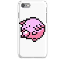 Pokemon 8-Bit Pixel Chansey 113 iPhone Case/Skin