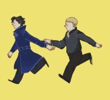 """Take my hand"" One Piece - Short Sleeve"