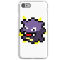 Pokemon 8-Bit Pixel Koffing 109 iPhone Case/Skin