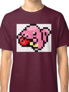 Pokemon 8-Bit Pixel Lickitung 108 Classic T-Shirt