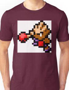 Pokemon 8-Bit Pixel Hitmonchan 107 Unisex T-Shirt