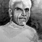 Self Portrait by Bill Meeker