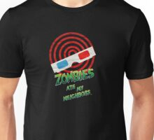 """THE ZOMBIES ATE MY NEIGHBORS!"" Unisex T-Shirt"