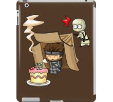 Metal Gear Solid - 15th Anniversary iPad Case/Skin