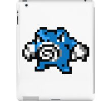Pokemon 8-Bit Pixel Poliwrath 062 iPad Case/Skin