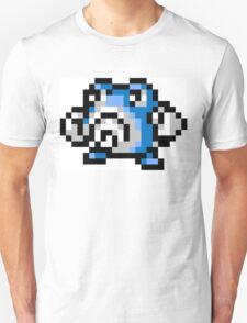 Pokemon 8-Bit Pixel Poliwhirl 061 Unisex T-Shirt