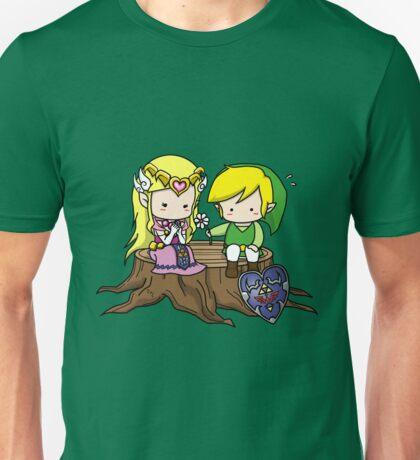 Zelda X Link Unisex T-Shirt