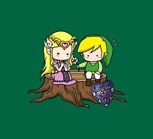 Zelda X Link T-Shirt