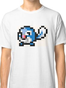 Pokemon 8-Bit Pixel Poliwag 060 Classic T-Shirt