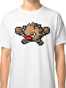 Pokemon 8-Bit Pixel Primeape 057 Classic T-Shirt