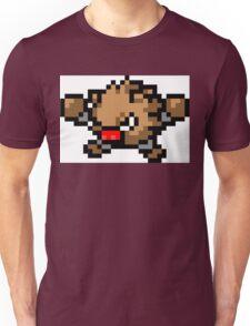 Pokemon 8-Bit Pixel Primeape 057 Unisex T-Shirt
