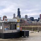 Hot Dog Stand by Brian Gaynor