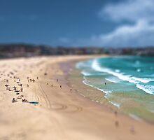 Miniature Bondi Beach by primovista