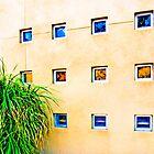 Palm Desert Wall by lckt13