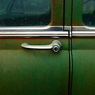 Door Handle of the Bel Air by WildestArt