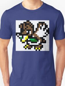 Pokemon 8-Bit Pixel Farfetch'd 083 Unisex T-Shirt