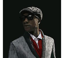 Aloe Blacc Photographic Print