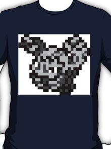 Pokemon 8-Bit Pixel Graveler 075 T-Shirt