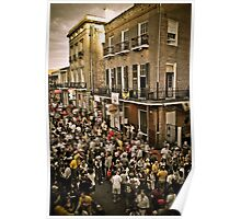 Bourbon Street Party Poster