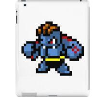 Pokemon 8-Bit Pixel Machoke 067 iPad Case/Skin