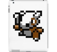 Pokemon 8-Bit Pixel Cubone 104 iPad Case/Skin