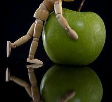 I Luv My Mac by WalkingFish