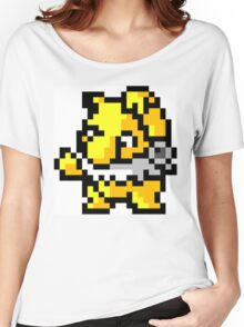 Pokemon 8-Bit Pixel Hypno 097 Women's Relaxed Fit T-Shirt