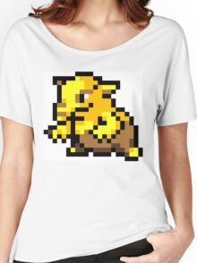 Pokemon 8-Bit Pixel Drowzee 096 Women's Relaxed Fit T-Shirt