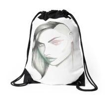 'Half Mohawk' Drawstring Bag
