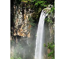Springbrook Waterfall Photographic Print