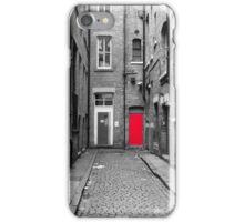 The Red Door iPhone Case/Skin