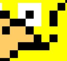 Pokemon 8-Bit Pixel Psyduck 054 Sticker