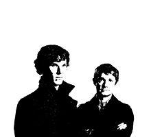 Sherlock and Watson by jankoba