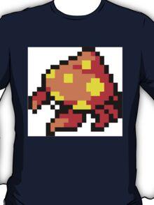 Pokemon 8-Bit Pixel Parasect 047 T-Shirt