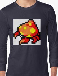 Pokemon 8-Bit Pixel Parasect 047 Long Sleeve T-Shirt