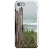 Beach Border iPhone Case/Skin