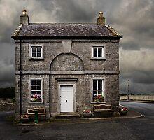 Bridge toll house, Ireland, 2008 by John Tozer