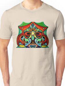 Ark face Unisex T-Shirt