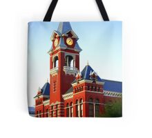 Twilight Red Tote Bag